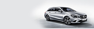 Manual Interactivo Mercedes CLA Shooting Brake